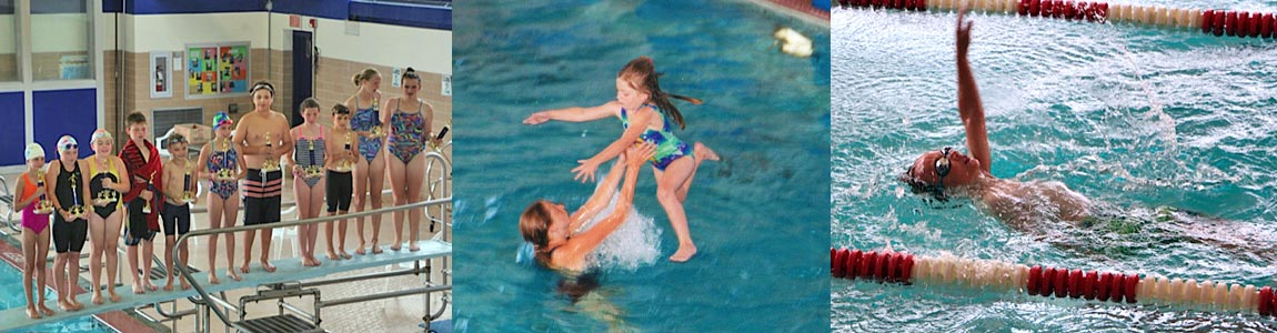 Swimming lessons Session 2 starts July 9